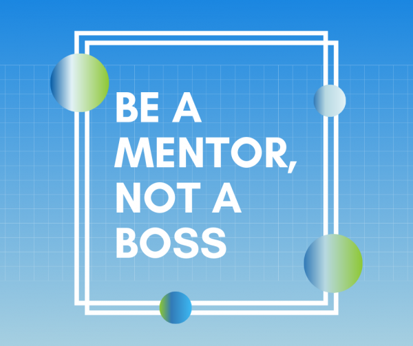 Creating an atmosphere of mentorship and teamwork fosters employee engagement.