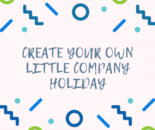 Company holidays for better employee engagement.