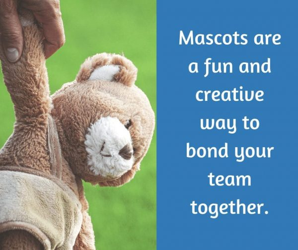 Create an office mascot to improve employee engagement.