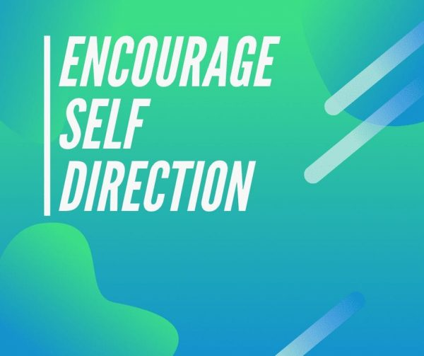 encourage self direction for employee engagement