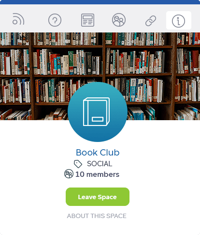 Next Up Community Experience Book Club