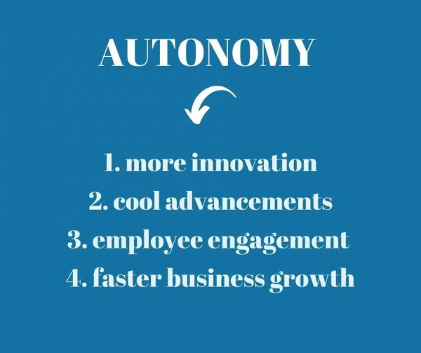 The Yearly Day of Autonomy for better employee engagement.