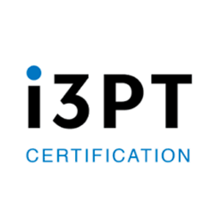 i3PT Certification logo