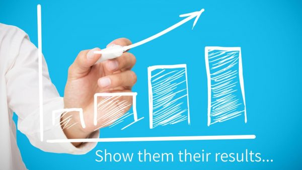 Seeing results encourages employee engagement