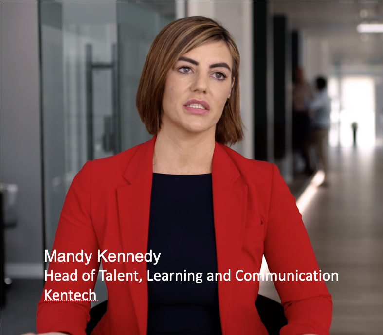 Image of Mandy Kennedy - Kentech Head of Talent
