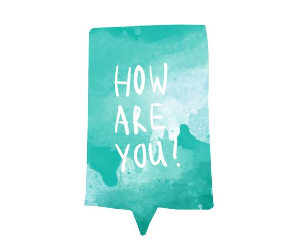 How are you? A Question to improve employee engagement and more!